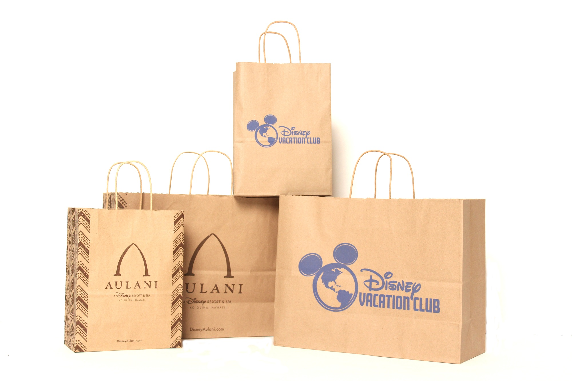 Custom Shopping Bags - Home Page
